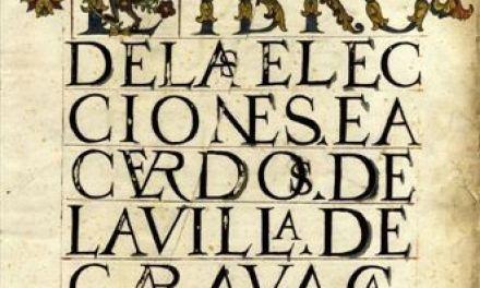 9 de Junio: Día Internacional de los Archivos. El Archivo Municipal de Caravaca de la Cruz