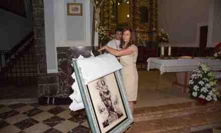 Una fotografía de la Virgen de las Maravillas ilustra el cartel del Novenario