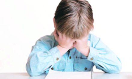 La frustración en niños y adolescentes