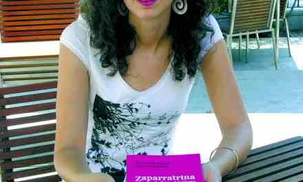 Granadilla, la ilustradora que le ha puesto rostro a Zaparratrina