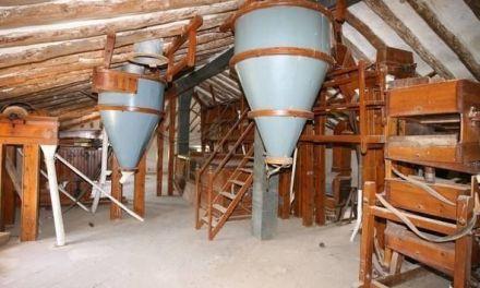 Molinos de blanqueo de arroz de Calasparra