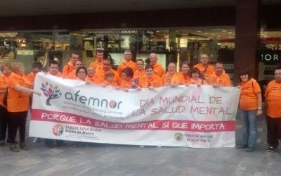 Familiares y afectados por la enfermedad mental luchan por abrir mentes y cerrar estigmas