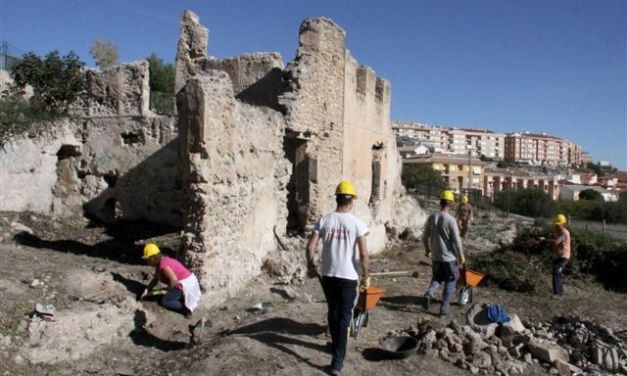El Ayuntamiento de Caravaca inicia un plan de empleo para trabajar en la recuperación del patrimonio del municipio
