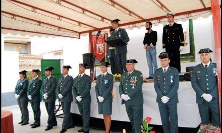 La Guardia Civil celebró su día en Calasparra