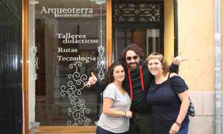 Arqueoterra, una empresa que aspira a convertirse en un referente en la Gestión Cultural en Caravaca