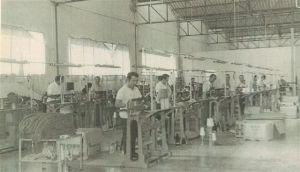 Interior de la Fábrica de los Alemanes