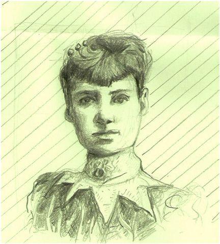 Nellie Bly, una reportera de locura