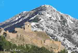 Reconstrucción del castillo de Calasparra