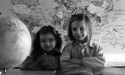 El Basilio Sáez revive en el Día del Maestro la escuela de nuestros abuelos