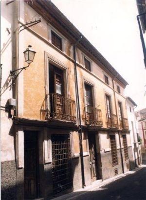 Fachada en Poeta Ibáñez