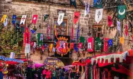 Exitosa edición del XI Mercado Medieval de Caravaca de la Cruz.