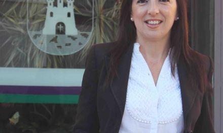 """""""No entendemos que haya otra forma de hacer política que no sea la del diálogo permanente con el ciudadano"""" María Dolores Muñoz, candidata del PSOE a la Alcaldía de Bullas"""