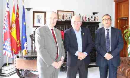 Firmado el Convenio anual entre la Fundación Alfami y la FUNDACIÓN CAJAMURCIA