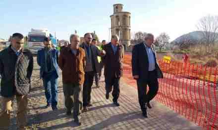 El nuevo colector de Los Molinos resolverá los problemas de evacuación de agua en la zona sur del casco urbano
