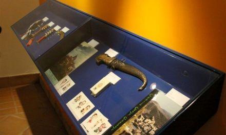 La cabila Ceyt Abuceyt inicia el programa de exposiciones temporales del Museo de la Fiesta