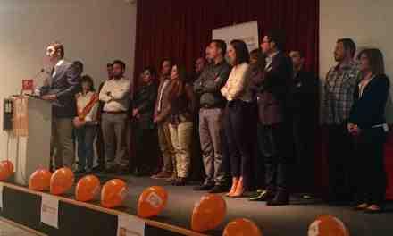 «Caravaqueños de a pie que damos el paso porque creemos que hace falta un cambio», Ciudadanos Caravaca presenta su candidatura