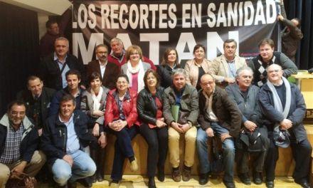 Constituida en la comarca una delegación de la Asociación de Usuarios de la Sanidad de la Región de Murcia