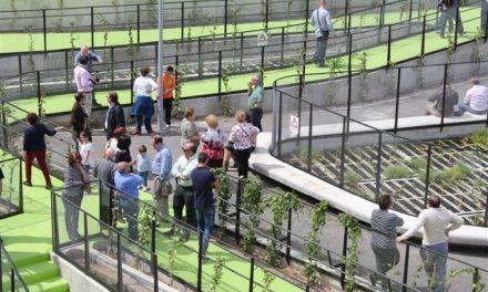El Jardín de El Coso supone la mayor inversión en el Casco Antiguo de Cehegín en las últimas décadas