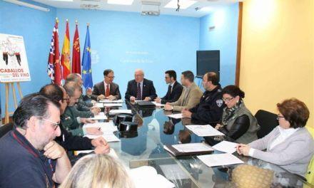 La Junta Local de Seguridad se reúne para coordinar el dispositivo de las fiestas patronales