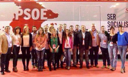 Socialistas de la comarca participan en la Conferencia Municipal