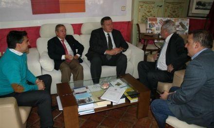 La Comunidad Autónoma mejorará el tramo urbano de la carretera de Murcia a su paso por Cehegín