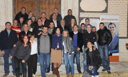 Programa electoral de Ciudadanos Cehegín: «Cehegín pide más»