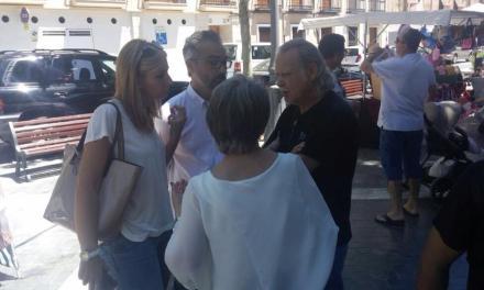Quiero que a los jóvenes caravaqueños nadie les diga «no podéis», por eso voy en la candidatura de Pepe Moreno
