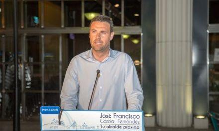 """José Francisco García y su equipo abordan una campaña """"en positivo"""", con """"mucha ilusión y propuestas para el futuro de Caravaca"""""""