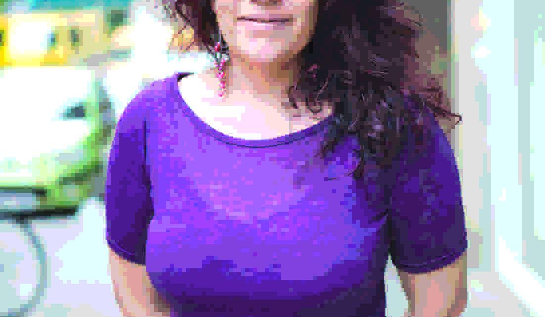«Plantearemos la recuperación de todos los servicios públicos y derechos sociales que la gente del Noroeste ha perdido en estos años», María Dolores Larrosa, candidata de Podemos a la Asamblea