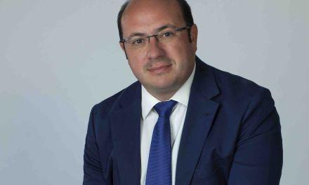 «Yo estoy aquí para trabajar por el millón y medio de murcianos que son mis jefes; otros buscan alianzas imposibles», Pedro Antonio Sánchez, candidato popular a la presidencia de la región