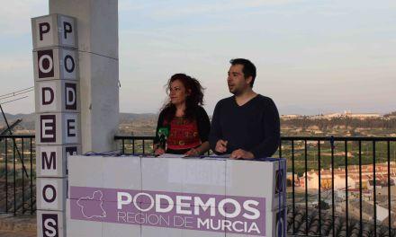 Podemos realiza un acto en Cehegin para explicar su candidatura regional y comarcal