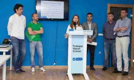 """El programa del PP de Caravaca """"es el verdadero pacto electoral que ofrecemos a nuestros vecinos, fruto de sus demandas y aspiraciones"""""""