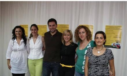 Nuevas Generaciones agradece el trabajo realizado en Caravaca por la anterior concejal de Juventud, Toñi Álvarez