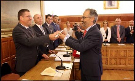 Pepe Moreno presenta la delegación de competencias en el Equipo de Gobierno de Caravaca