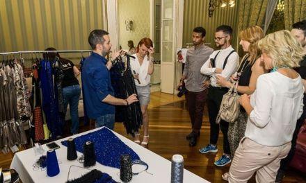 El diseñador caravaqueño Víctor Pérez triunfa en su participación en Modeo Murcia