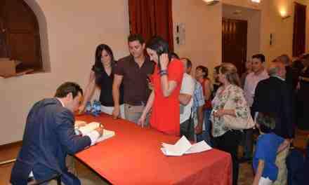 """Presentado el libro titulado """"El Castillo de Mula (Murcia)"""", de José Antonio Zapata Parra"""