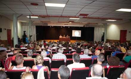 Comparece el Alcalde de Cehegín ante sus vecinos para explicar la deuda heredada y sus propuestas para revertir la situación