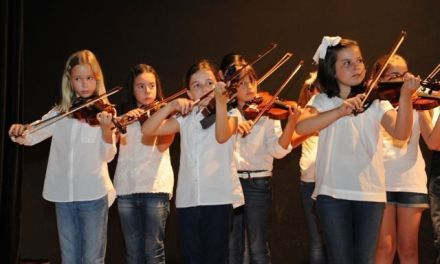 Conciertos de alumnos y profesores del Conservatorio para clausurar el curso