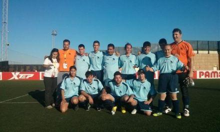 La comarca, representada en los ganadores del Campeonato Nacional de Fútbol Unificado en Villareal
