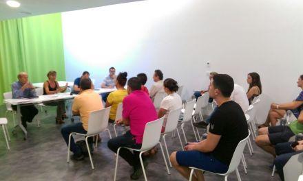 El Ayuntamiento expone a empresas noveles de Cehegín cómo acceder a las ayudas del INFO