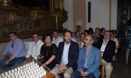 La Cruz de Caravaca que portó Santa Teresa regresa a la ciudad con motivo del Año Teresiano