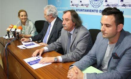 Se presenta en Cehegín el Curso de la Universidad del Mar dedicado a la investigación que se celebra entre el 21 y el 24 de julio