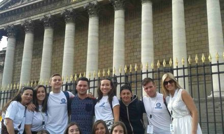 La participación de Caravaca en el I Encuentro Juvenil Europeo