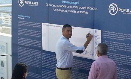 El Partido Popular de Caravaca reivindica la construcción de la Autovía del Norte para vertebrar la comarca