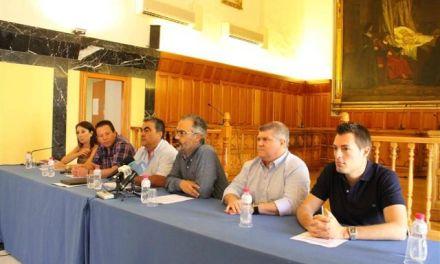 Los alcaldes de Caravaca, Cehegín, Bullas, Calasparra y Mula piden que se excluya la Autovía del Noroeste del gasto territorializado