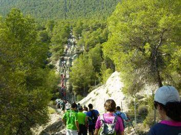 El maratón alpino Al-Mudayna cumple su décima edición el próximo 3 de octubre
