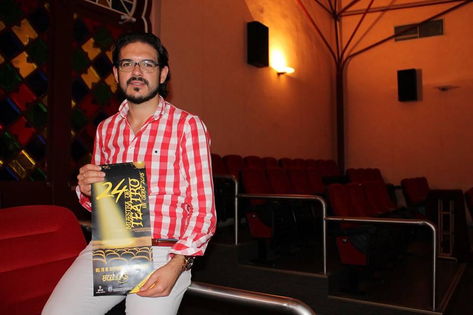 Comedia y drama en la XXIV Muestra de Teatro en Otoño de Bullas
