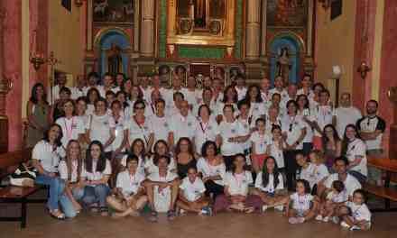 Cerca de cien miembros de la familia Araña participan su IV Encuentro