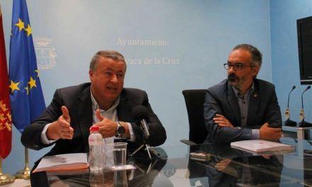 El Alcalde demanda un nuevo tramo Caravaca-Venta de Cavila y la mejora de la red viaria de las pedanías altas