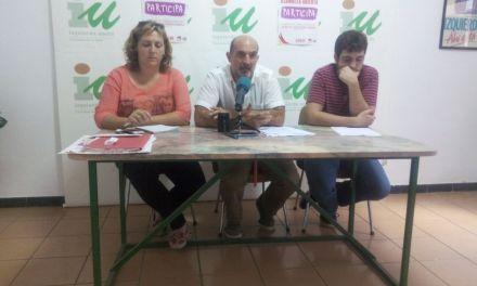 IU-Verdes Caravaca pide que la elección directa de los pedáneos se incluya en el reglamento de participación ciudadana